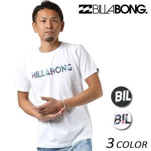 メンズ 半袖 Tシャツ BILLABONG ビラボン AI011-200 FX1 L21 murasaki
