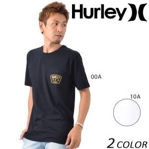 メンズ 半袖 Tシャツ Hurley ハーレー MTS0024660 EE3 F28|murasaki