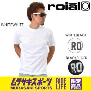 SALE セール メンズ 半袖 Tシャツ roial ロイアル TS604 ムラサキスポーツ限定 EE3 F27|murasaki