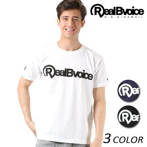 SALE セール メンズ 半袖 Tシャツ Real.B.Voice リアルビーボイス 10011-10007 FF1 B28 murasaki