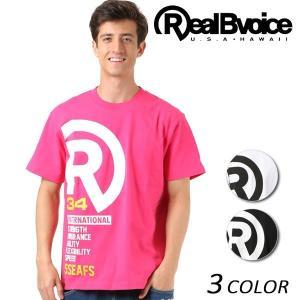 メンズ 半袖 Tシャツ Real.B.Voice リアルビーボイス 10021-10015 FF1 D17 murasaki