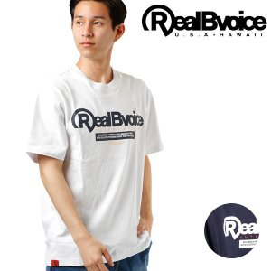 SALE セール メンズ 半袖 Tシャツ Real.B.Voice リアルビーボイス 10031-10060 FF2 E21 MM|murasaki