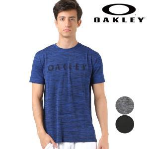 【OAKLEY】オークリーのメンズ半袖トップス。 極限までに0(ZERO)グラムに近づけるべく 開発...