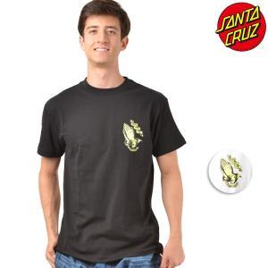 メンズ 半袖 Tシャツ SANTA CRUZ サンタクルーズ GUADALUPE NEON 50281410 ムラサキスポーツ限定 FF1 D12|murasaki