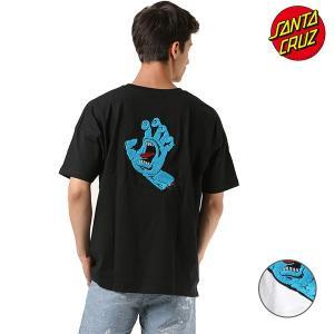 SALE セール メンズ 半袖 Tシャツ SANTA CRUZ サンタクルーズ LOGO LTD SCREAM HAND 50282403 ムラサキスポーツ限定 FF2 F6|murasaki