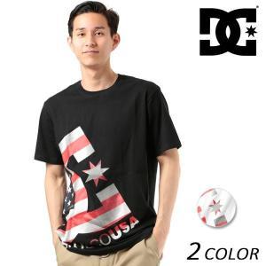 メンズ 半袖 Tシャツ DC ディーシー 5226J804 FX2 E11|murasaki