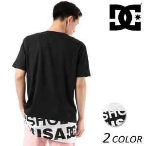 メンズ 半袖 Tシャツ DC ディーシー 5226J809 FX2 E11|murasaki