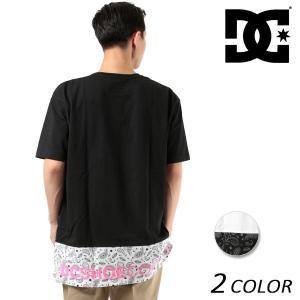 メンズ 半袖 Tシャツ DC ディーシー 5226J810 FX2 E11|murasaki