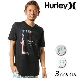 メンズ 半袖 Tシャツ Hurley ハーレー 892196 FF1 C24|murasaki