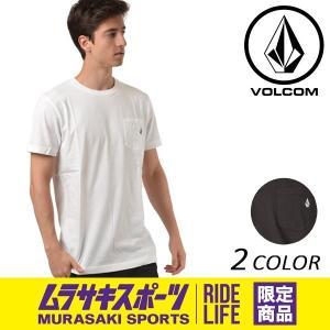SALE セール メンズ 半袖 Tシャツ VOLCOM ボルコム A50118JQ ムラサキスポーツ限定 FF1 D25|murasaki
