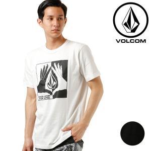 SALE セール メンズ 半袖 Tシャツ VOLCOM ボルコム Come Together S/S Tee A50218JE FF2 E21 MM|murasaki