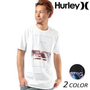 メンズ 半袖 Tシャツ Hurley ハーレー AA5308 FF2 E8|murasaki