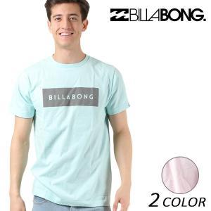 メンズ トップス 半袖 Tシャツ BILLABONG ビラボン AI011-202 FX1 B15 MM murasaki
