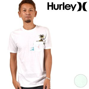 SALE セール メンズ 半袖 Tシャツ Hurley ハーレー AJ1773 FF3 G5|murasaki