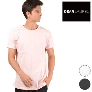 SALE セール メンズ 半袖Tシャツ DEAR LAUREL ディアローレル D18S2110 FF1 F28|murasaki