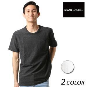 SALE セール メンズ 半袖 Tシャツ DEAR LAUREL ディアローレル D18S2102 FF1 C19|murasaki