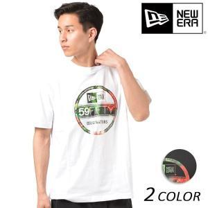 SALE セール メンズ 半袖 Tシャツ NEW ERA ニューエラ SS COTTON TEE GRN BOTANICAL VS FF1 D13|murasaki