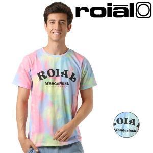 SALE セール メンズ 半袖 Tシャツ roial ロイアル HTS21 FF2 F8|murasaki