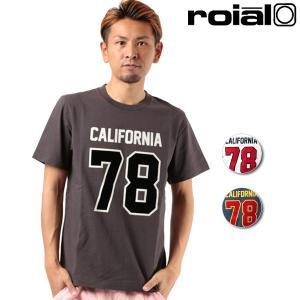 SALE セール メンズ 半袖 Tシャツ roial ロイアル LTD204 ムラサキスポーツ限定 FF2 E7|murasaki