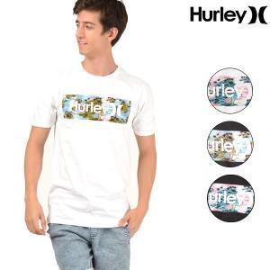 メンズ 半袖 Tシャツ Hurley ハーレー MTSOABFL ムラサキスポーツ限定 FF3 G3|murasaki
