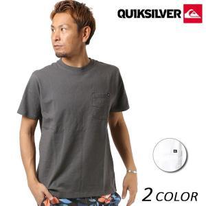 メンズ 半袖 Tシャツ QUIKSILVER クイックシルバー QST181055 FX1 C27|murasaki