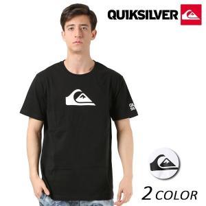 メンズ 半袖 Tシャツ QUIKSILVER クイックシルバー QST181057 FX1 B14 MM|murasaki