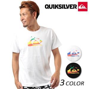 メンズ 半袖 Tシャツ QUIKSILVER クイックシルバー QST182022 FX2 E10|murasaki
