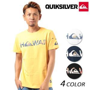 メンズ 半袖 Tシャツ QUIKSILVER クイックシルバー QST182034 FX2 E10|murasaki