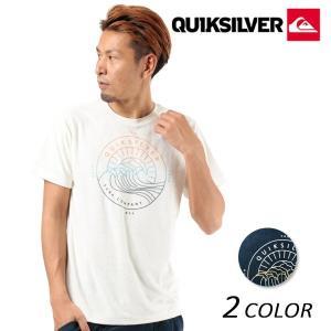 メンズ 半袖 Tシャツ QUIKSILVER クイックシルバー QST182038 FX2 E10|murasaki