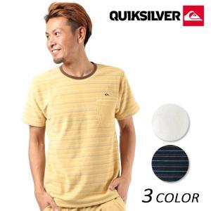 メンズ 半袖 Tシャツ QUIKSILVER クイックシルバー QST182039 FX2 E10|murasaki