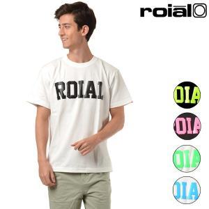 SALE セール メンズ 半袖 Tシャツ roial ロイアル R802MLTD02 ムラサキスポーツ限定 FF2 D30|murasaki