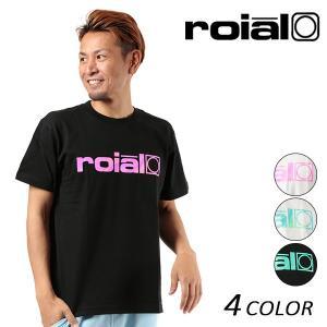 SALE セール メンズ 半袖 Tシャツ roial ロイアル TS644 FF2 E8 murasaki