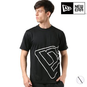 SALE セール メンズ 半袖 Tシャツ NEW ERA ニューエラ 12018855-56 SS ...