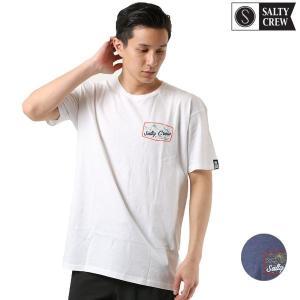 【SALTY CREW】ソルティークルーのメンズ半袖Tシャツ。 南カリフォルニアはサンディエゴより発...