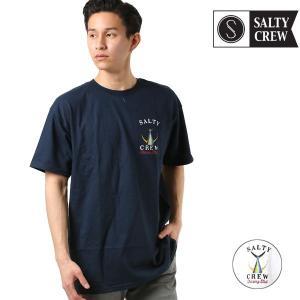 SALE セール メンズ 半袖 Tシャツ SALTY CREW ソルティー クルー 59-211 G...