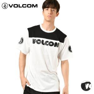 SALE セール メンズ 半袖 Tシャツ VOLCOM ボルコム A01119JA V Mesh S...