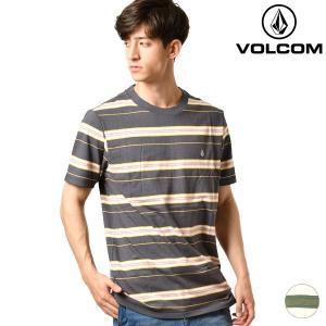 SALE セール メンズ 半袖 Tシャツ VOLCOM ボルコム A0121900 Shaneo C...