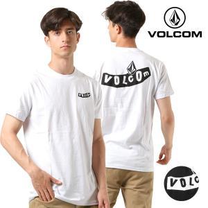 SALE セール メンズ 半袖 Tシャツ VOLCOM ボルコム AF001901 JPN MU P...