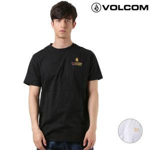 SALE セール メンズ 半袖 Tシャツ VOLCOM ボルコム AF511902 Apac Pea...