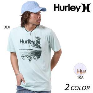 メンズ 半袖 Tシャツ Hurley ハーレー MTS0023360 EE1 C10|murasaki