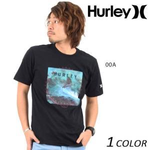 SALE セール 40%OFF メンズ 半袖 Tシャツ Hurley ハーレー MTS0023560 EE1 B16|murasaki