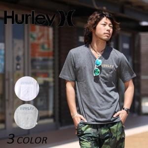 メンズ 半袖 Tシャツ Hurley ハーレー MTS0024210 EE2 D24|murasaki