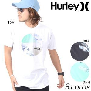 メンズ 半袖 Tシャツ Hurley ハーレー MTS0024350 EE2 E2|murasaki
