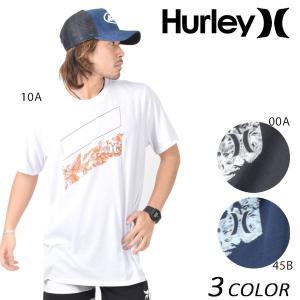 メンズ 半袖 Tシャツ Hurley ハーレー MTS0024360 EE2 E2|murasaki