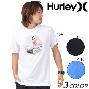SALE セール メンズ 半袖 Tシャツ Hurley ハーレー MTS0024710 F1S E19|murasaki