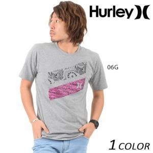 メンズ 半袖 Tシャツ Hurley ハーレー MTS0025020 EE1 B16|murasaki
