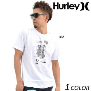 SALE セール メンズ 半袖 Tシャツ Hurley ハーレー MTS0023570 EE1 B28|murasaki
