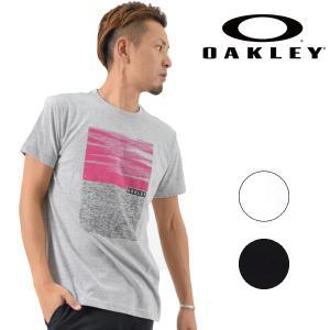 SALE セール 20%OFF 【数量限定】 メンズ 半袖 Tシャツ OAKLEY オークリー Circular Technical TC TEE.17.05 456688JP EE1 C26|murasaki