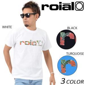 SALE セール メンズ 半袖 Tシャツ roial ロイアル TS566 EE1 C14|murasaki