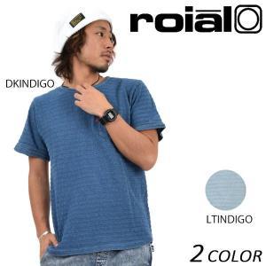 SALE セール メンズ 半袖 Tシャツ roial ロイアル TS580 EE2 D18|murasaki